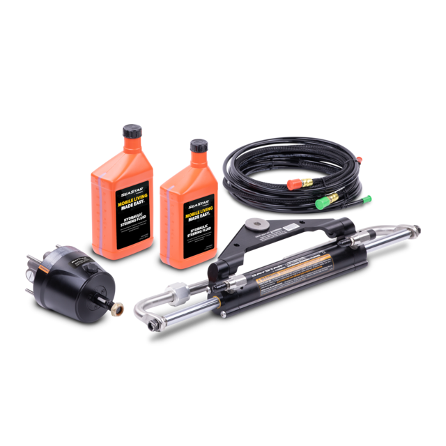 Dometic BayStar Steering Kit with 20' Hose