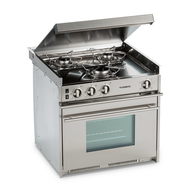 Dometic STAINLESS-STEEL RANGE