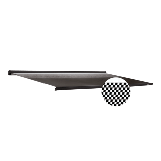 Dometic 9500 Power Patio Case Awning (231)