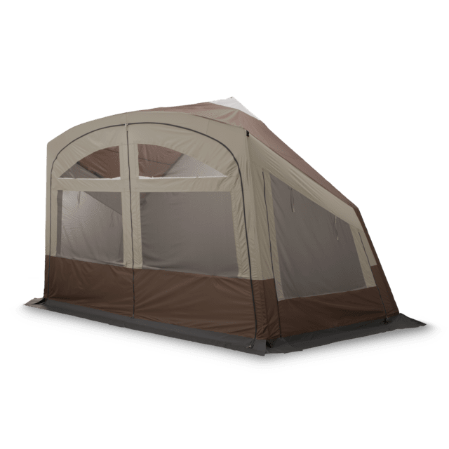 Dometic a-frame awning and screen room