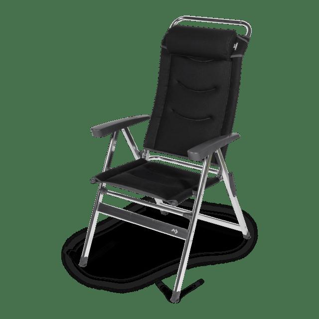 Dometic Quattro Milano Chair - Pro Black