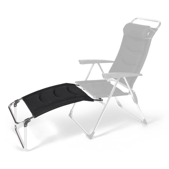 Dometic Footrest Milano - Pro Black