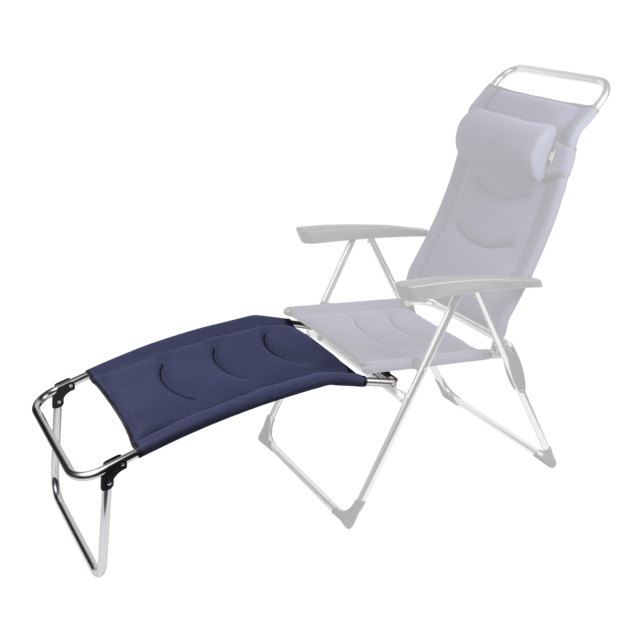 Dometic Footrest Milano - Steel Blue
