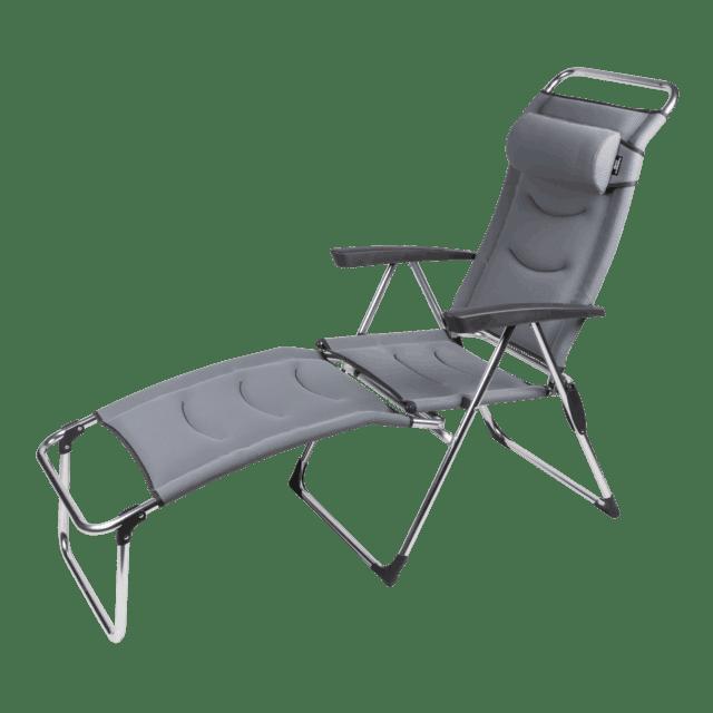 Dometic Footrest Milano - Pebble Grey