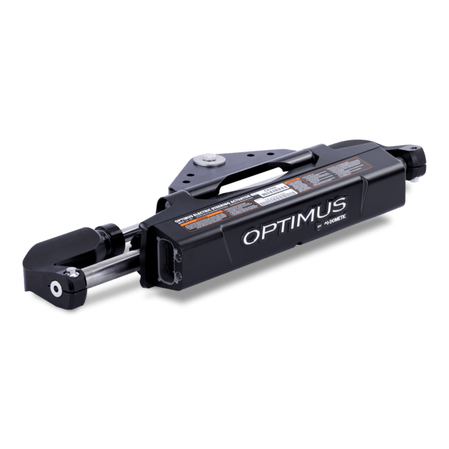 Dometic Optimus Outboard Electric Steering Actuator