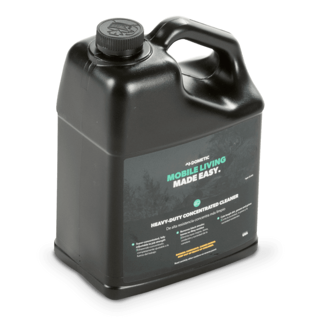 Heavy-Duty Concentrated Cleaner